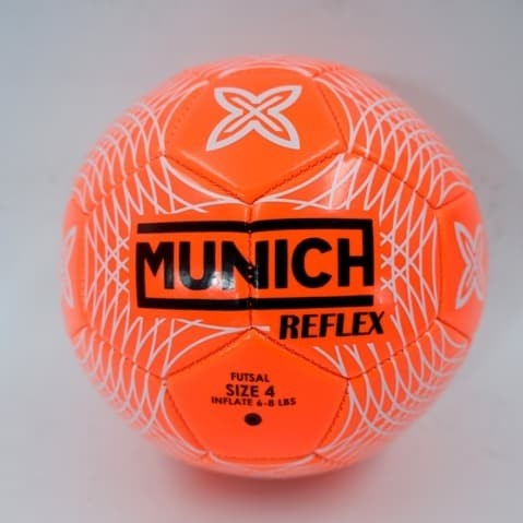 harga Bola futsal munich reflex f4 orange 3102132 original bnwt Tokopedia.com