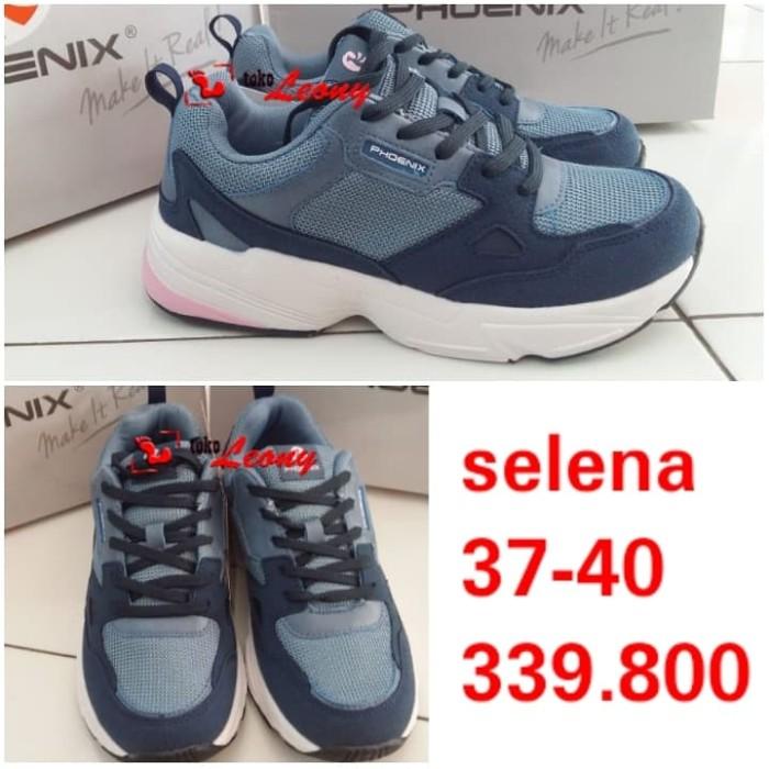 Jual Tk Leony Sepatu Olahraga Wanita Merk Phoenix Selena 37 40