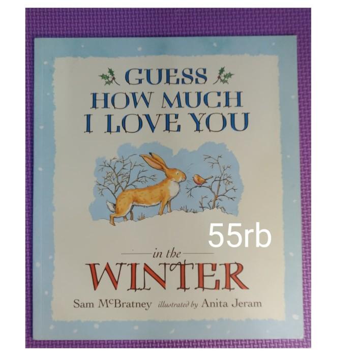 Jual Guess How Much I Love You Winter Kota Surakarta Joanne Online Shop Tokopedia