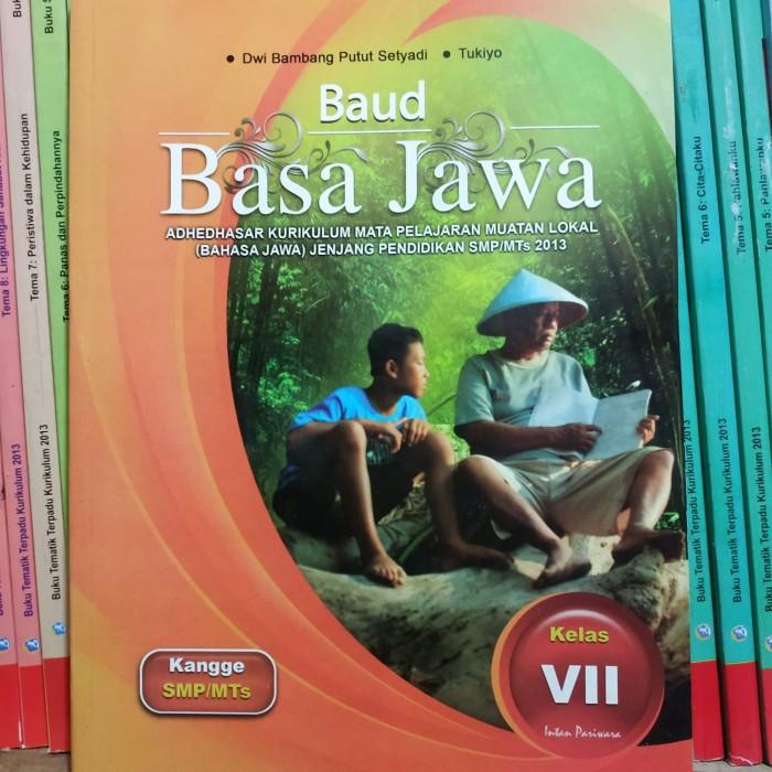 Buku Bahasa Jawa Smp Kelas 7 Ilmusosial Id