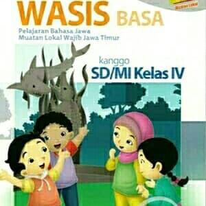 Jual Buku Paket Bahasa Jawa Wasis Basa Untuk Kelas 4 Sd Mi Kurikulum 2013 Kota Surabaya Liza Sentosa Tokopedia