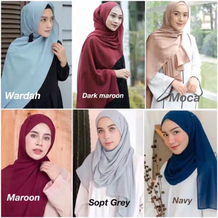 Jual Jilbab Pashmina Sabyan Diamond 170x75cm Pt 2 Kota Tasikmalaya Daily Hijab77 Tokopedia