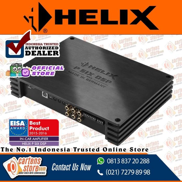 Foto Produk Processor Digital HELIX P SIX DSP MK2 by Cartens-Store.Com dari Cartens Store