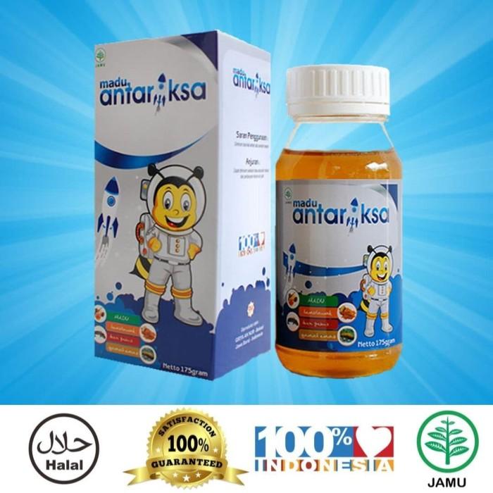 Foto Produk Vitamin penambah daya ingat dan konsentrasi anak Madu Antariksa dari kawansehat