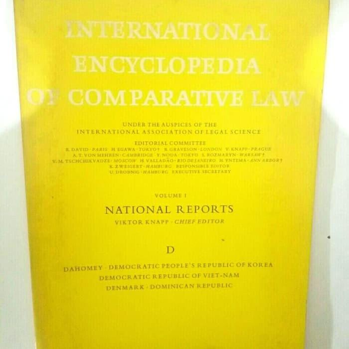 Jual International Encyclopedia Of