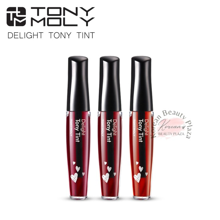 Info Lip Tint Tony Moly Di Counter Katalog.or.id