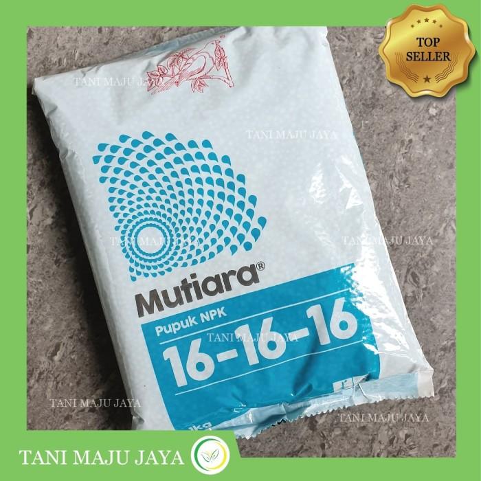 Jual Pupuk Npk Mutiara 1 Kg Kota Malang Tanimajujaya Tokopedia