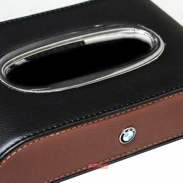 Foto Produk PERMAISURI Box Tissue BMW|Tempat Tisu - Cokelat dari PERMAISURI