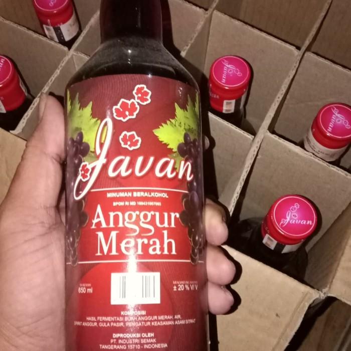88 Gambar Anggur Merah Javan Terbaik