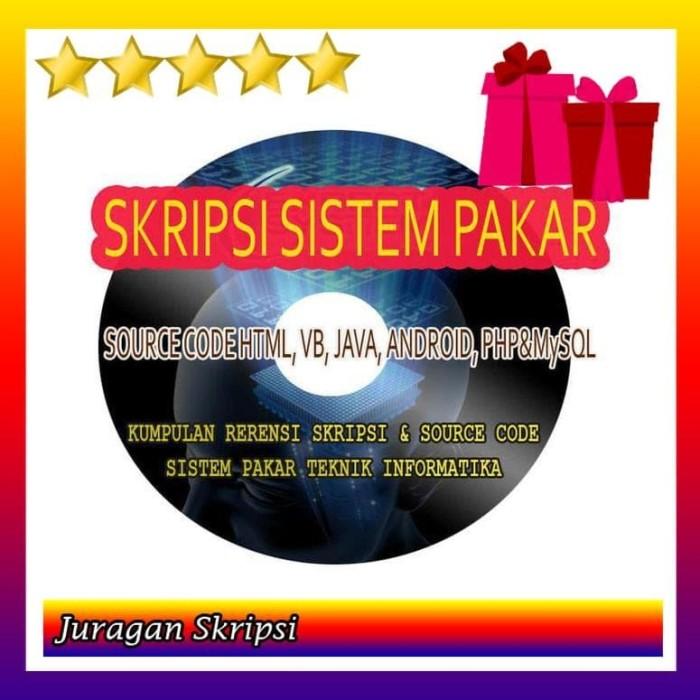 Jual Dvd Source Code Skripsi Teknik Informatika Khusus Sistem