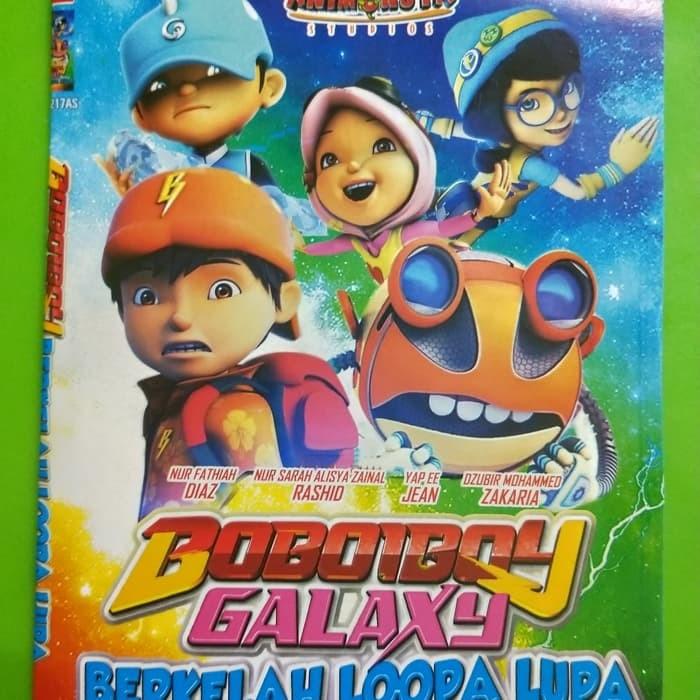 Jual Dvd Film Animasi Anak Terlaris Boboiboy Galaxy Berkelah Loopa Lupa Kota Bekasi Henhen Favorite Store Tokopedia
