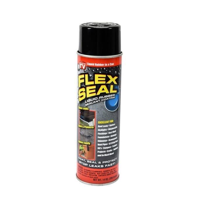 Spray Rubber Seal >> Jual Flex Seal Spray Liquid Rubber Sealant Coating 396g Flexseal Lem Sempro Jakarta Utara Steampowfin Tokopedia