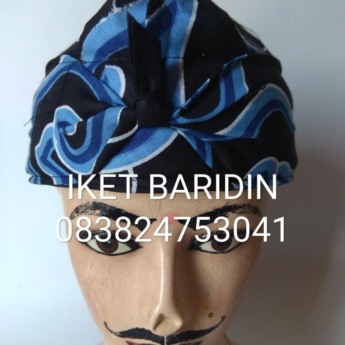 Jual Iket Kepala Motif Batik Mega Mendung Cirebon Iket Sunda Pasundan Kab Cirebon Mamo Corp Tokopedia