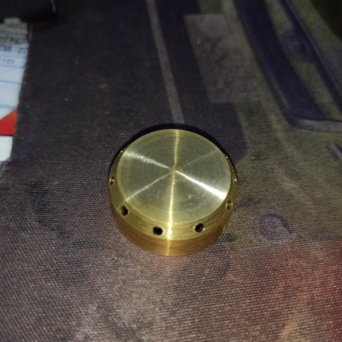 harga Burner api tengah rinnai kuningan pengapian lilin kompor gas rinai Tokopedia.com