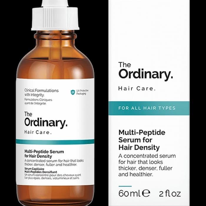 Jual The Ordinary Multi Peptide Serum For Hair Density Kota Surabaya Haru Store Id Tokopedia