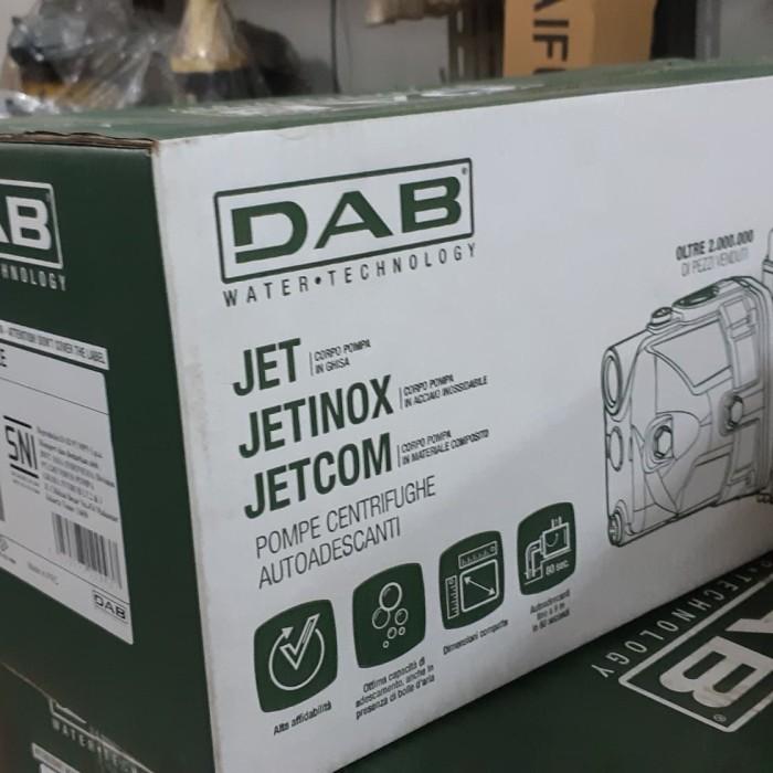 Jual pompa air semi jetpump 375 watt DAB jet 102 - Jakarta ...