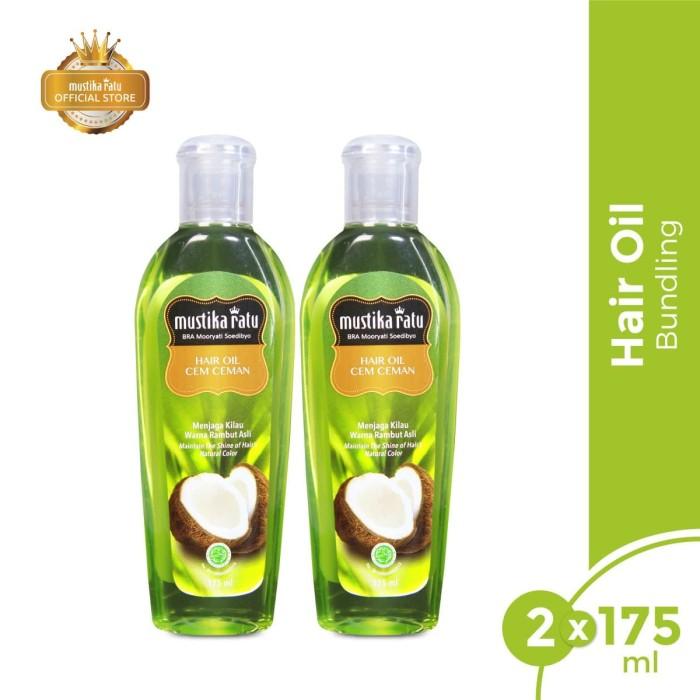 harga Mustika ratu double minyak cemceman 175ml Tokopedia.com