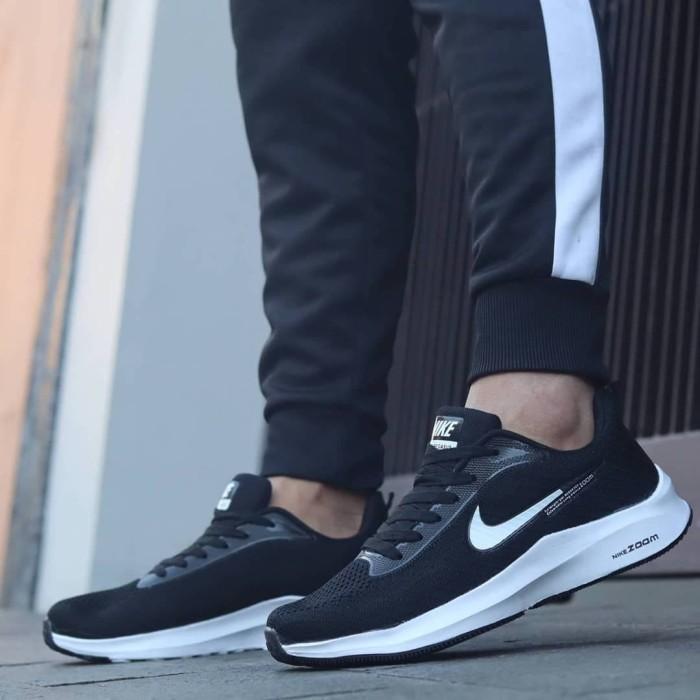 harga Nike running zoom / grade original / sepatu lari tenis badminton Tokopedia.com