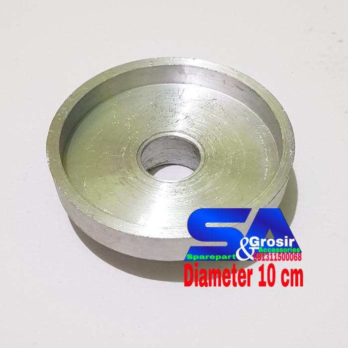 harga Dudukan - tatakan burner quantum besar 100 mm onderdil kompor gas Tokopedia.com