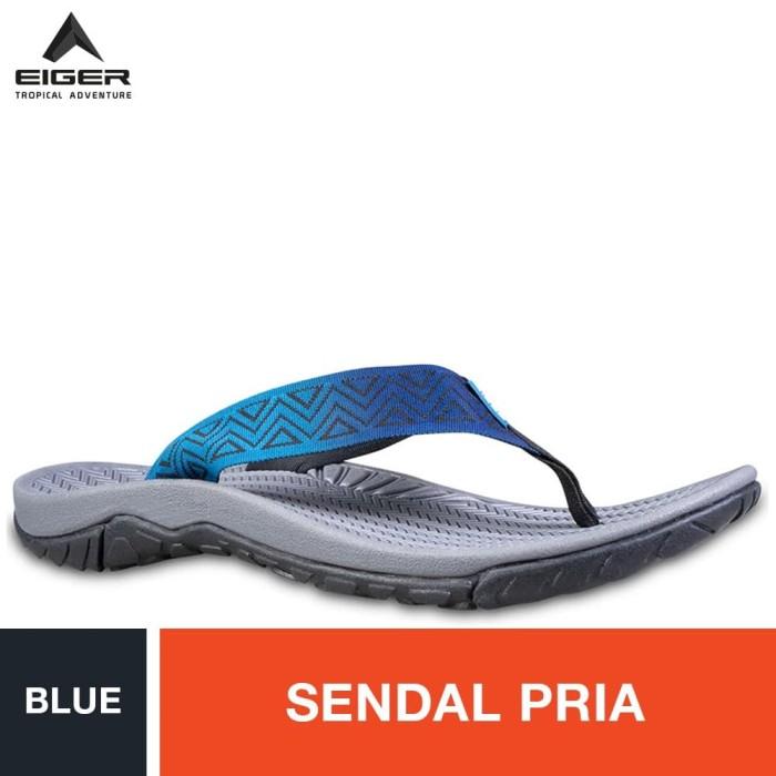 Foto Produk Eiger Caldera Pinch 1.0 Sol Dark Grey Pattern - Blue - Biru, 37 dari Eigerindo Store