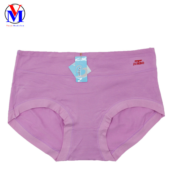Foto Produk Vaya Celana Dalam Wanita Art 9076 Jumbo Size - Ungu Muda, Jumbo Size dari VAYA MADELON
