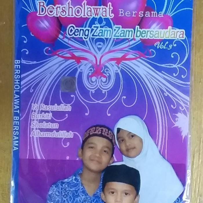 Jual Vcd Original Bersholawat Bersama Ceng Zam Zam Bersaudara Vol 3 Jakarta Barat Gak Bun Beng Original Tokopedia