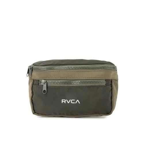 Foto Produk (100% ORIGINAL) RVCA SYMBOLIZE BUM BAG ARMY FADE HIJAU WAISTBAG PRIA dari Travel Essentials