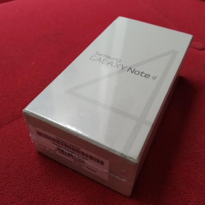 harga Samsung galaxy note 4 ram 3gb internal 32gb garansi resmi sein Tokopedia.com
