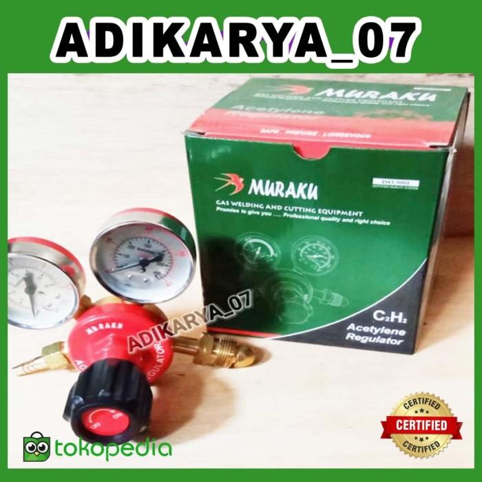 Foto Produk REGULATOR || REGULATOR ACETYLENE || REGULATOR LAS dari Adikarya_07
