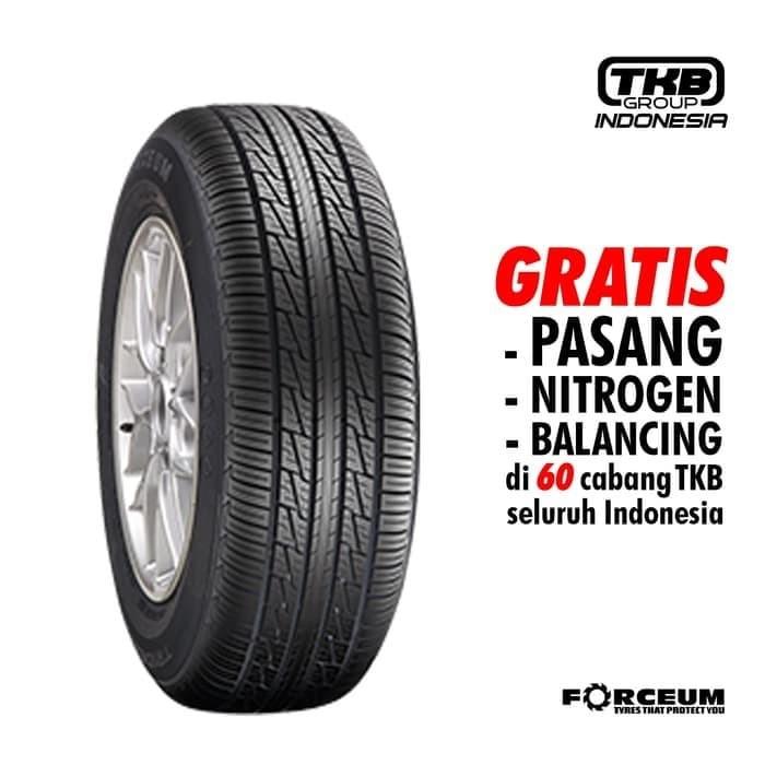 harga Ban mobil 185/70 r14 forceum trideka murah dan awet Tokopedia.com