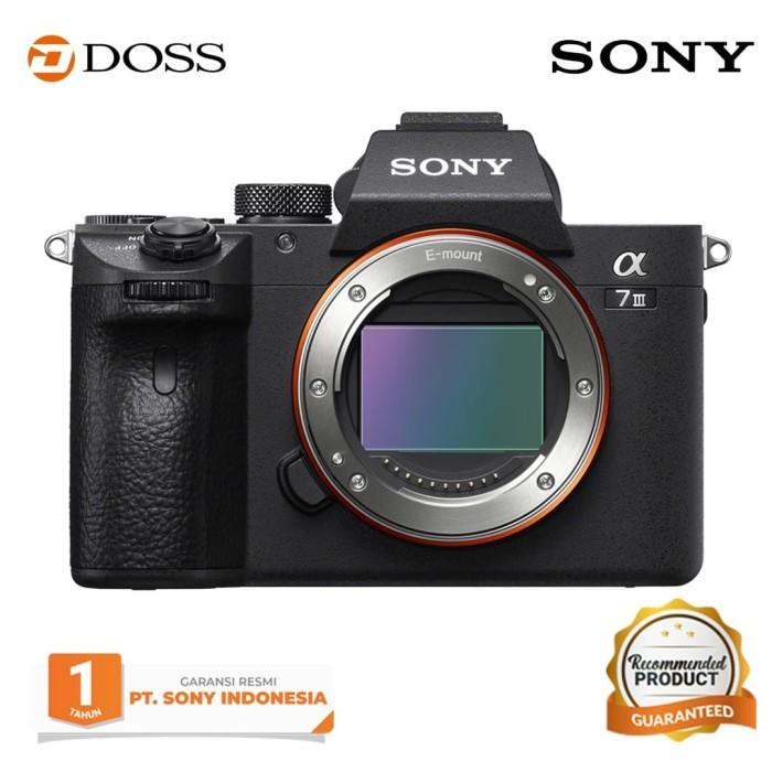 harga Sony alpha a7iii body only Tokopedia.com