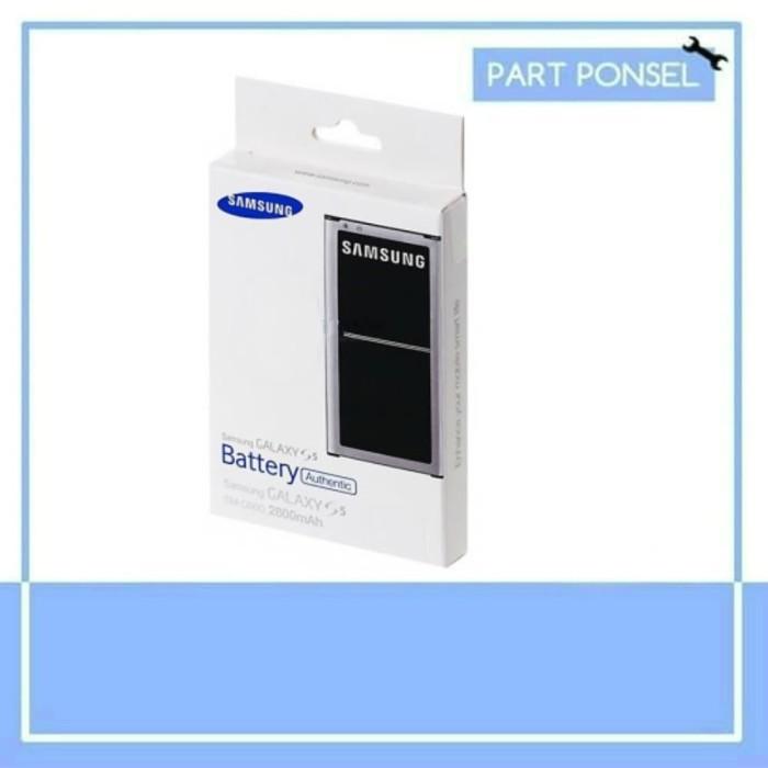 harga Baterai handphone samsung galaxy s5 i9600 eb-bg900bbu batre hp battery Tokopedia.com