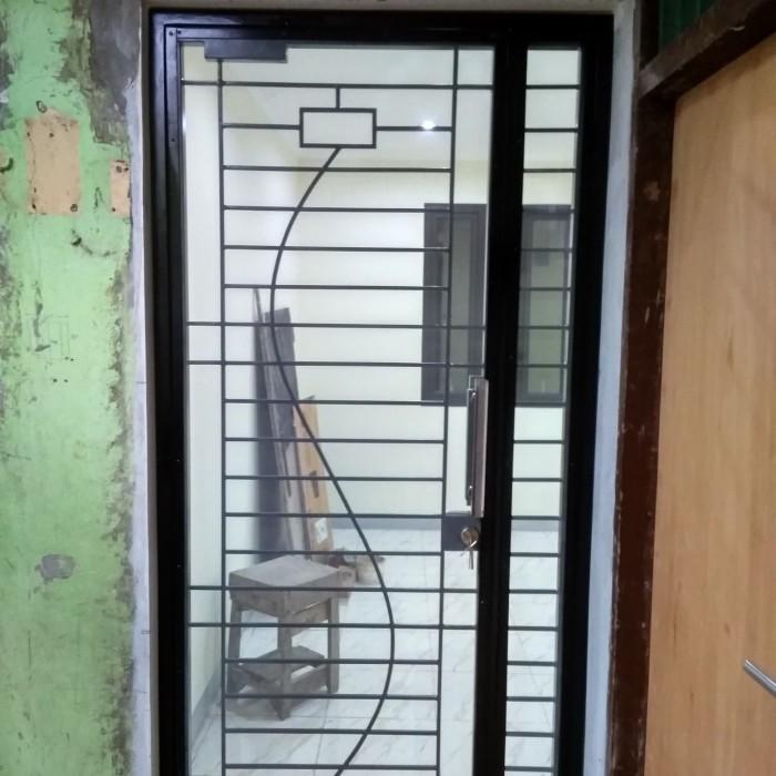 Jual Pintu Teralis Pintu Kawat Kasa Nyamuk Besi Jakarta Selatan