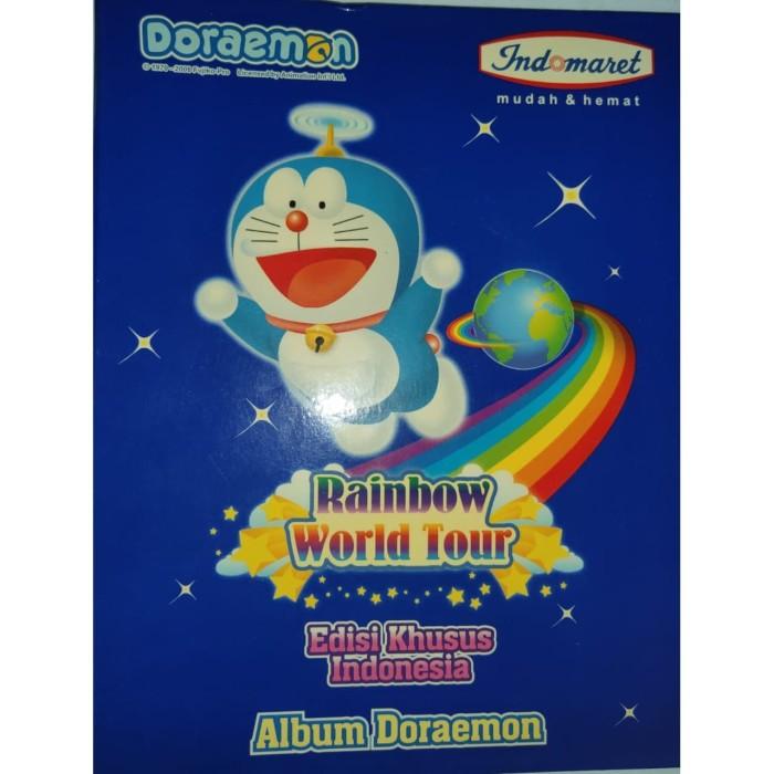 Jual Binder Doraemon Tahun 2008 Edisi Terbatas Indomaret Kab