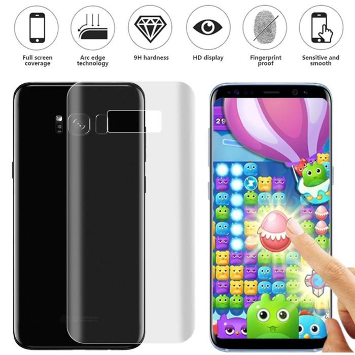 Foto Produk 1Pc Pelindung Layar Kaca Film Transparan U Samsung Galaxy S8 dari Rhi3na Shop
