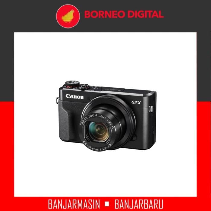 harga Canon g7x mark ii garansi resmi Tokopedia.com