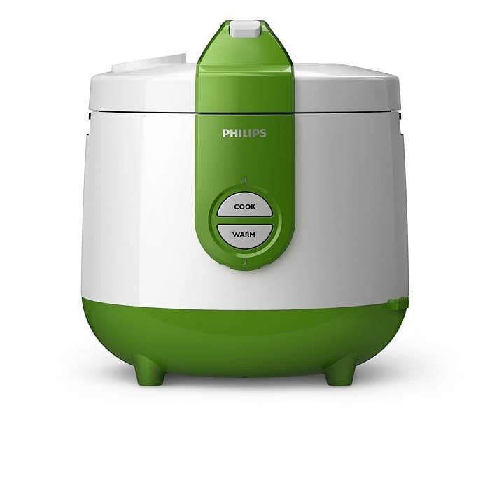 harga Philips hd3119/30 rice cooker - basic green Tokopedia.com