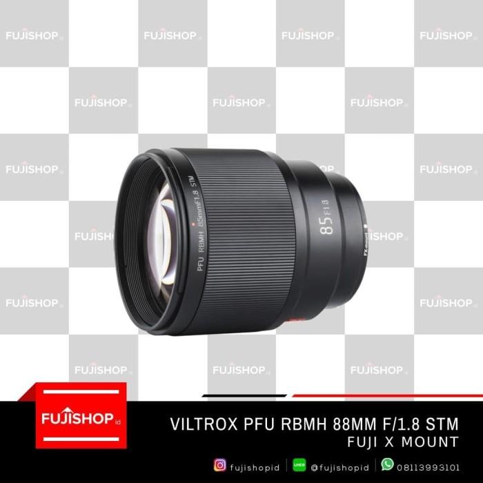 harga Viltrox pfu rbmh 85mm f/1.8 stm lens fujifilm x mount Tokopedia.com