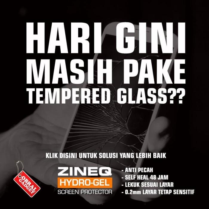 Foto Produk Hydro Gel Screen Protector LG Q6 / Q6+ Plus Guard No Tempered Glass TG dari Obral Gadget
