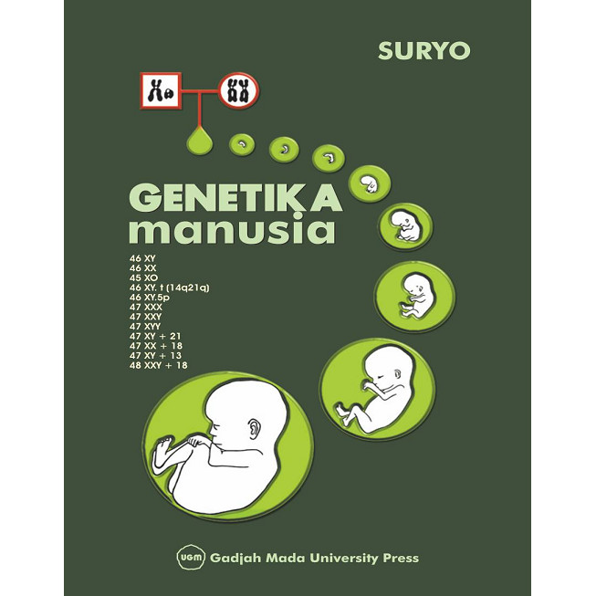 harga Genetika manusia Tokopedia.com