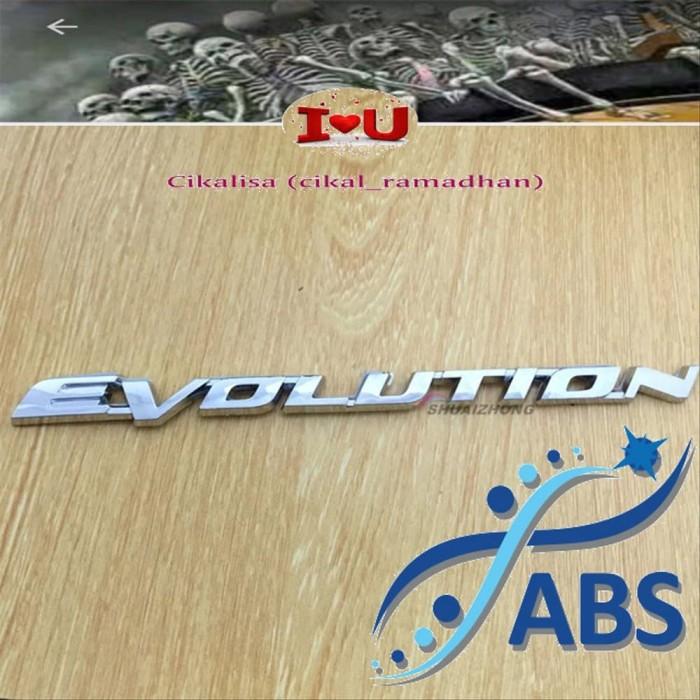 Foto Produk Emblem EVOLUTION dari kalungstores