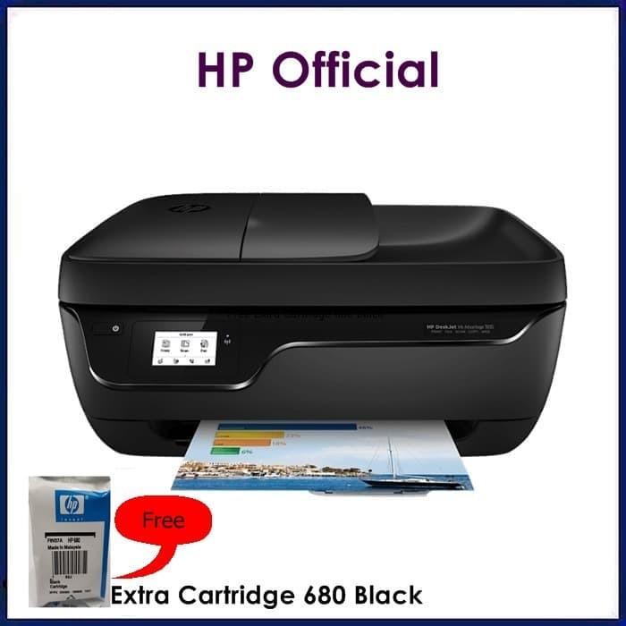 harga Printer hp deskjet 3835 ink advantage all in one wireless desk jet Tokopedia.com