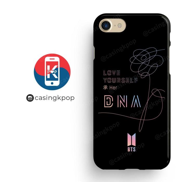 harga Casing handphone kpop bts logo love your self dna black Tokopedia.com
