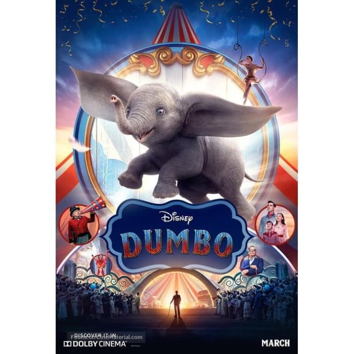 Jual Dvd Film Dumbo 2019 Kab Karawang Dvd Movie Update Tokopedia