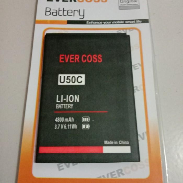 harga Batre baterai batere evercoss u50c original battery handphone Tokopedia.com
