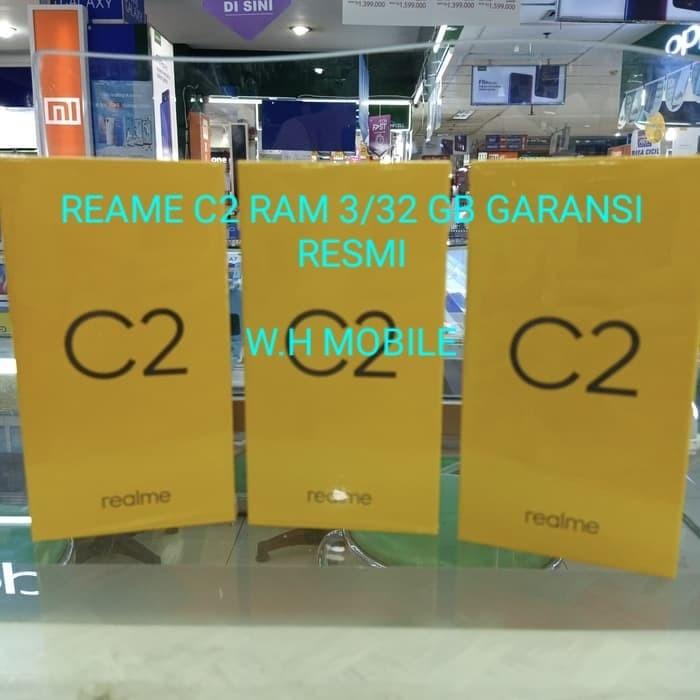 harga Hp realme c2 32gb realme c2 ram 3/32gb garansi resmi 1 tahun Tokopedia.com