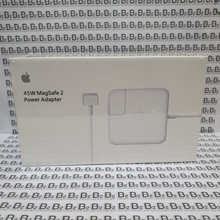 Foto Produk Original 100% 45W Magsafe 2 Power Adapter Charger Macbook Pro - Air dari B2 Store original