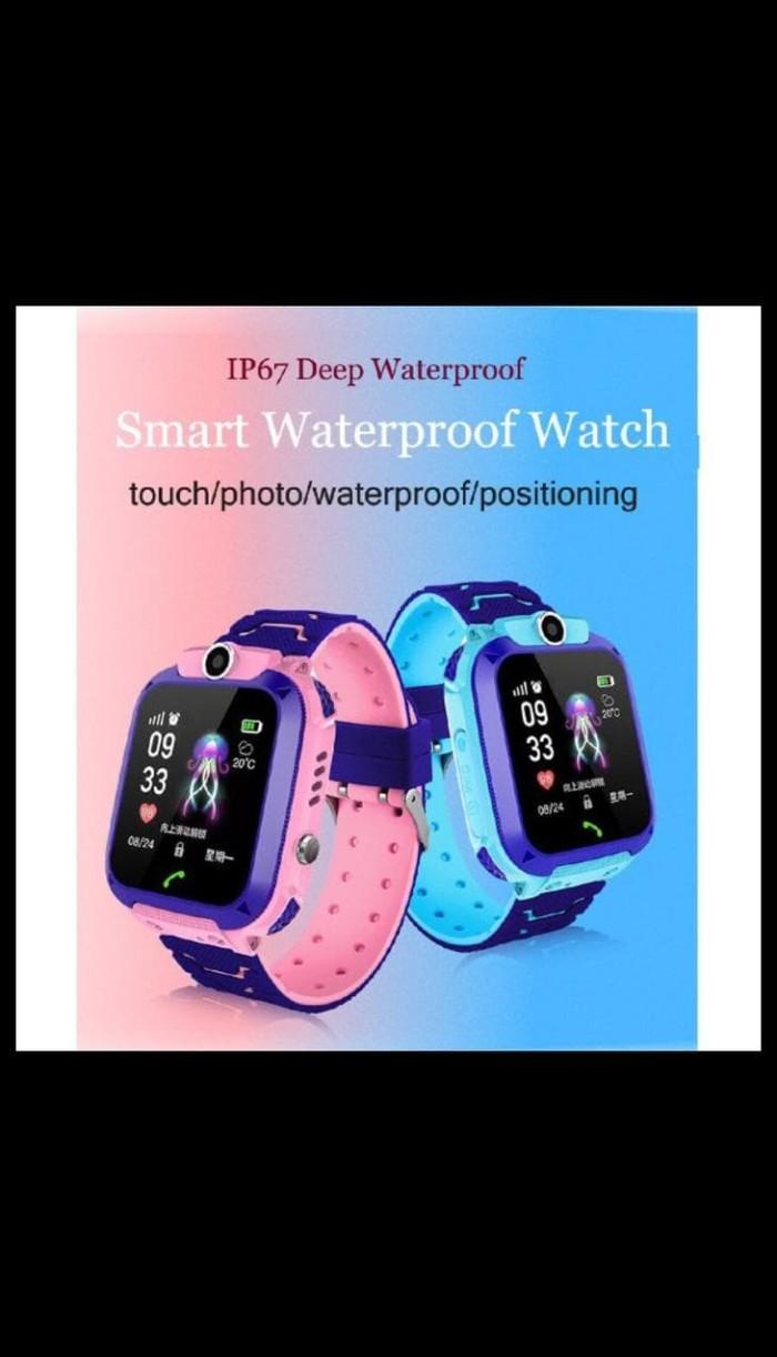 Jual Koleksi Terbaru Jam Tangan Anak Smart Watch Kids Anti Air Gps Tracker Jakarta Pusat Daniel Store333