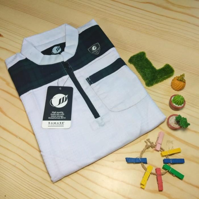 Foto Produk Jubah samase kids - Putih dari Smart Baby Pku