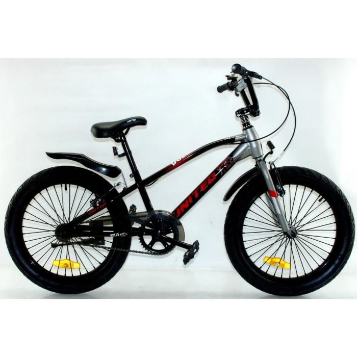 Jual Sepeda BMX 20 inch United Bulls New Kota Depok